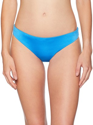 Bikini Lab Junior's Cinched Back Hipster Bikini Swimsuit Bottom