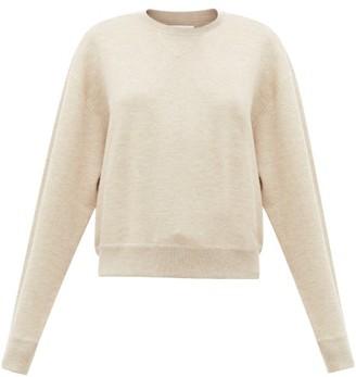 Jil Sander Dropped-sleeve Cashmere-blend Sweater - Beige