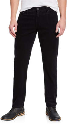AG Jeans Men's The Graduate Tailored-Leg Corduroy Pants