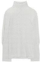 Balenciaga Striped jersey top