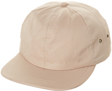 Stussy Crushable Nylon Strapback Cap Brown