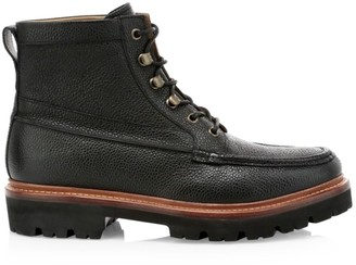 Grenson G2 Rocco Leather Combat Boots