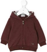 Il Gufo zipped hoodie
