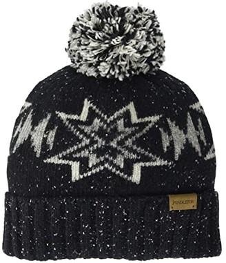 Pendleton Hat with Pom Pom (Harding Brown) Caps