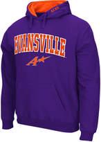 Colosseum Men's Evansville Aces Arch Logo Hoodie