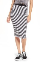 Volcom Women's Futures Past Stripe Skirt