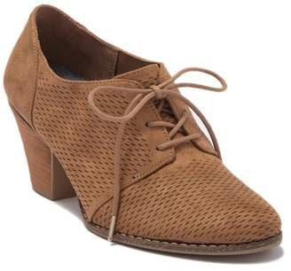Dr. Scholl's Credit Perforated Bootie