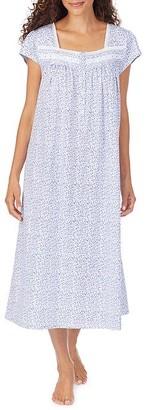 Eileen West Wildflower Meadow Knit Nightgown