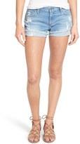 James Jeans Women's Slouchy Denim Boy Shorts