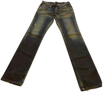 Edwin Blue Denim - Jeans Trousers for Women