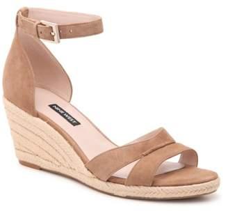 Nine West Jabrina Wedge Sandal