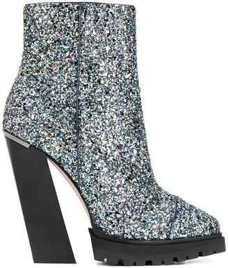 Jimmy Choo Madra 130 ankle boots