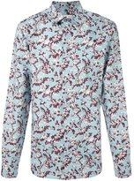 Marni tree print shirt - men - Cotton - 50
