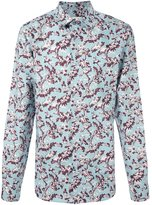 Marni tree print shirt