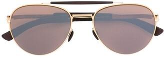 Mykita Aviator Sunglasses