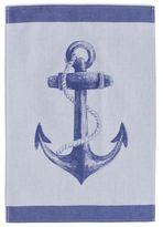 Sur La Table Anchor Jacquard Kitchen Towel