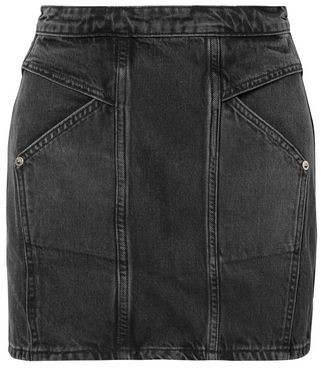 Adaptation Denim skirt