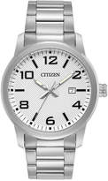 Citizen Men's Quartz Stainless Steel Bracelet Watch 42mm BI1020-57A, A Macy's Exclusive Style