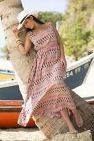 Shabby Apple Tamarind Cover-Up Maxi Dress