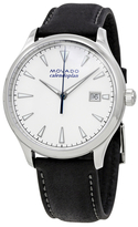Movado Heritage White Dial Mens Watch, 40mm