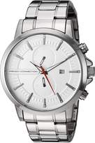 French Connection Men's FC1270SMA Regent Mk II Analog Display Quartz Watch