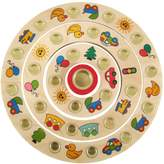 BabyCenter Hess Wooden Toddler Toy Plate Swing