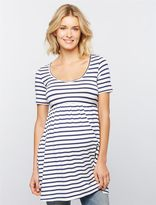 A Pea in the Pod Rachel Pally Marcelle Maternity Tunic