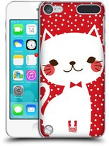 Head Case Designs Cats And Dots Hard Back Case for iPod Touch 5th Gen / 6th Gen