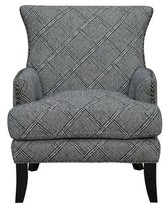 Nougat Sirmans Wingback Chair Loon Peak Upholstery Color