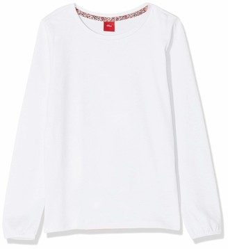 S'Oliver Girl's 53.908.31.8662 T-Shirt