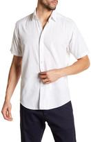 James Campbell Standish Short Sleeve Woven Shirt
