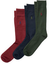 Polo Ralph Lauren Rugby Trouser Sock 2-Pack