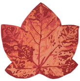 Liora Manné Frontporch Maple Leaf Doormat