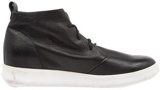 Supersoft By Diana Ferrari Zoey Sneaker Black/White