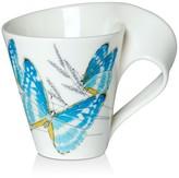 Villeroy & Boch New Wave Café Mug Morpho Cyprus Butterfly