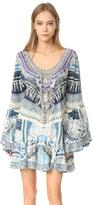 Camilla Tales of Batik A-Line Frill Dress