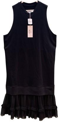Maison Margiela Black Cotton Dresses