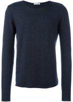 Societe Anonyme chevron pullover - men - Merino - L