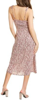Lucy Paris Annette Midi Dress