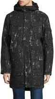 Wesc The Rage Printed Winter Parka