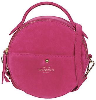 Petite Mendigote EMY women's Shoulder Bag in Pink