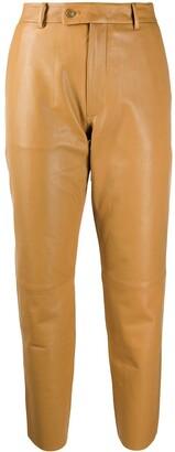 S.W.O.R.D 6.6.44 Mid-Rise Slim-Leg Trousers