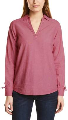 Cecil Women's 340764 Blouse Salsa red 21198 Large