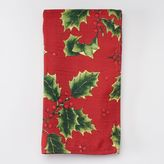 The Big One® Red Holly Napkin 4-pk.