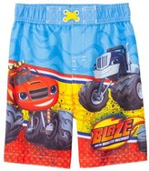Nickelodeon Boys' Blaze Swim Trunks (2T4T) - 8147457