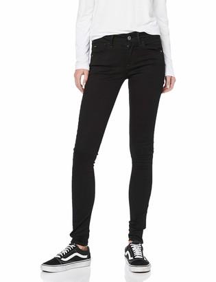 G Star Women's Lynn Mid Waist Super Skinny Jeans