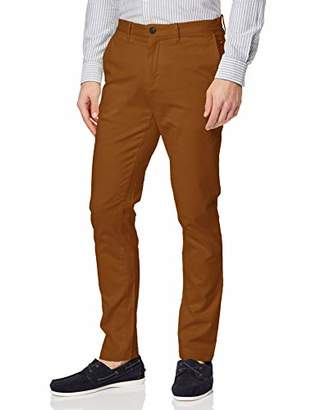 Tommy Hilfiger Men's Slim Bleecker Chino GMD Flex Trouser, W33/L34
