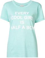 Natasha Zinko Cool Girls T-shirt - women - Cotton - XS