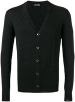 Drumohr v-neck cardigan - men - Merino - 48