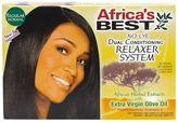 Africa's Best No Lye Regular Relaxer System